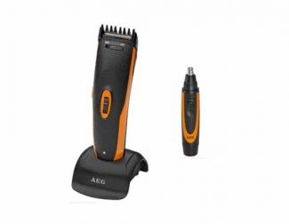 Trimer set AEG trimer za kosu + higijenski trimer HSM/R5597